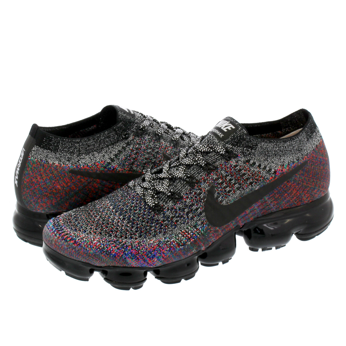 NIKE AIR VAPORMAX FLYKNIT CNY 【CHINESE NEW YEAR】 ナイキ ヴェイパー マックス フライニット CNY BLACK/MULTI COLOR 849558-016