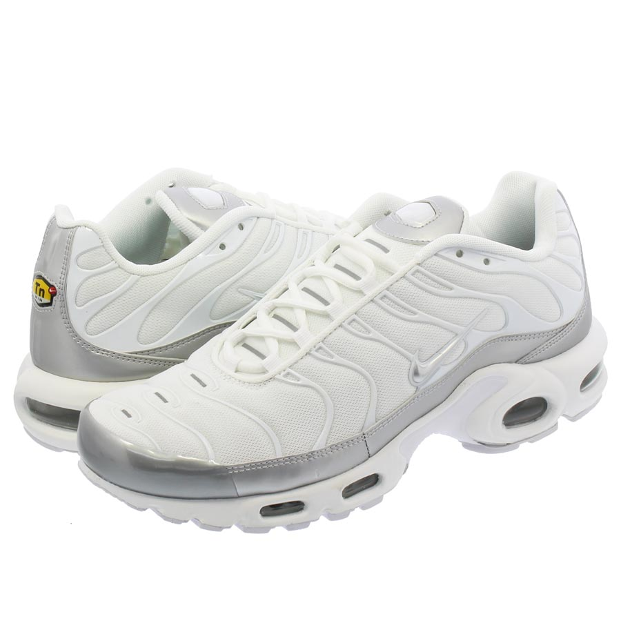 acaa4f9b42 SELECT SHOP LOWTEX: NIKE AIR MAX PLUS Kie Ney AMAX plus WHITE ...