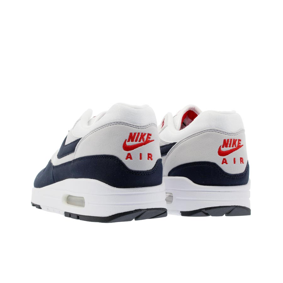 Nike Air Max 1 (WhiteDark GreyBlack) Sneaker Freaker