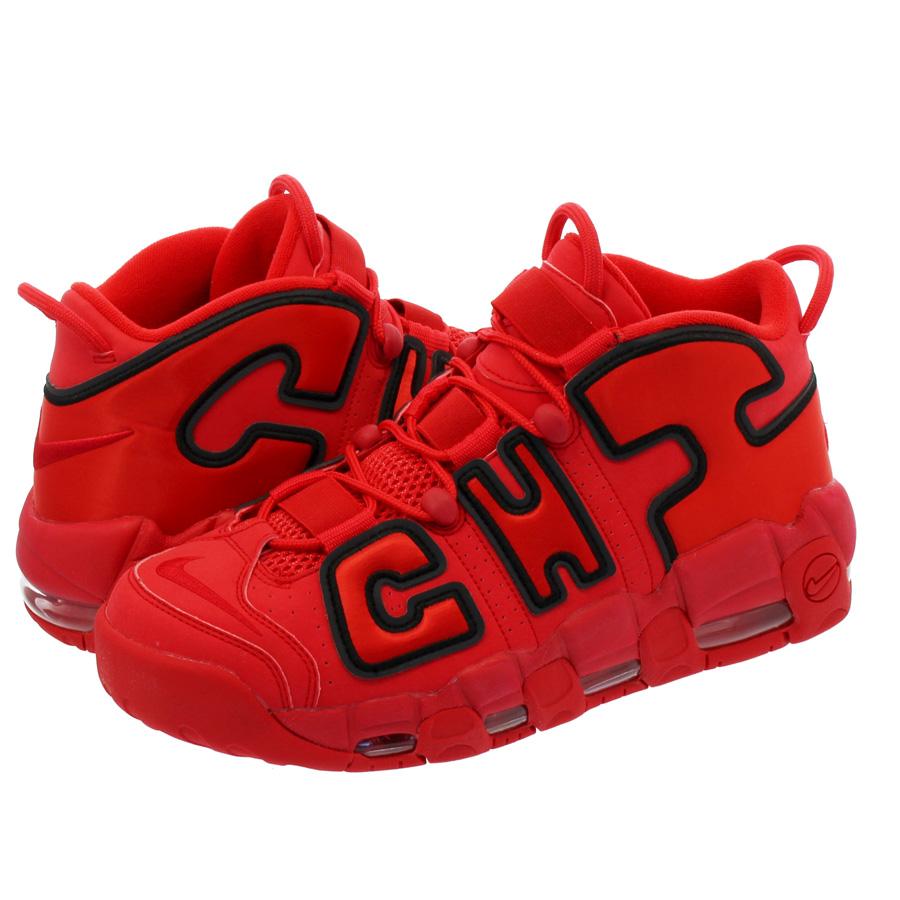 SELECT SHOP LOWTEX | Rakuten Global Market: NIKE AIR MORE UPTEMPO QS Nike more up tempo QS UNIVERSITY RED/BLACK