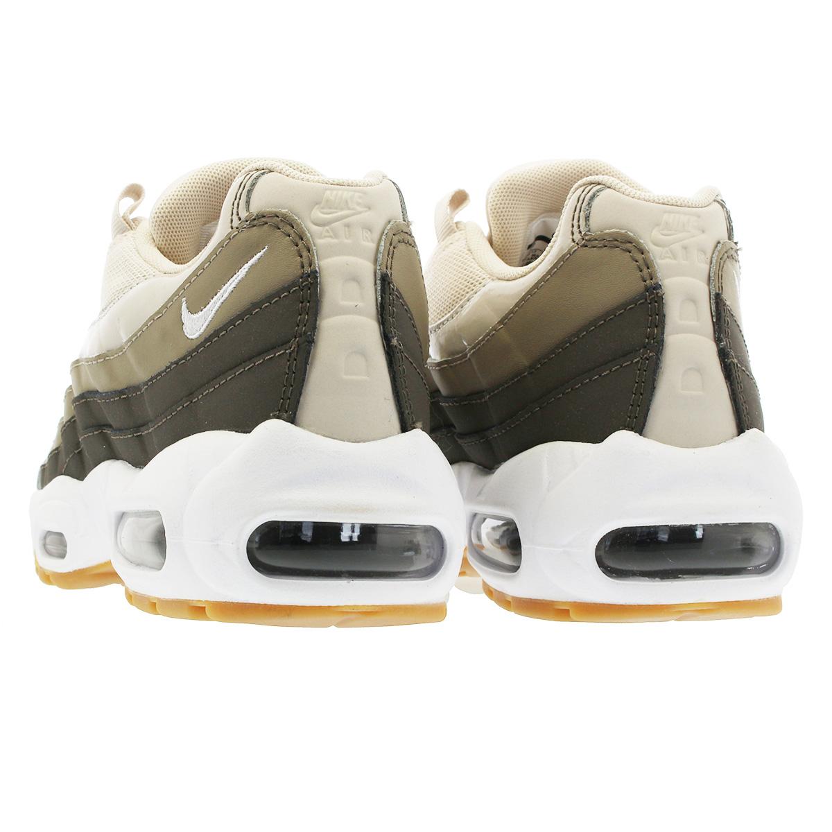 2d9466ca38 ... NIKE WMNS AIR MAX 95 Nike women Air Max 95 DESERT SAND/MOON PARTICLE  SEPIA ...