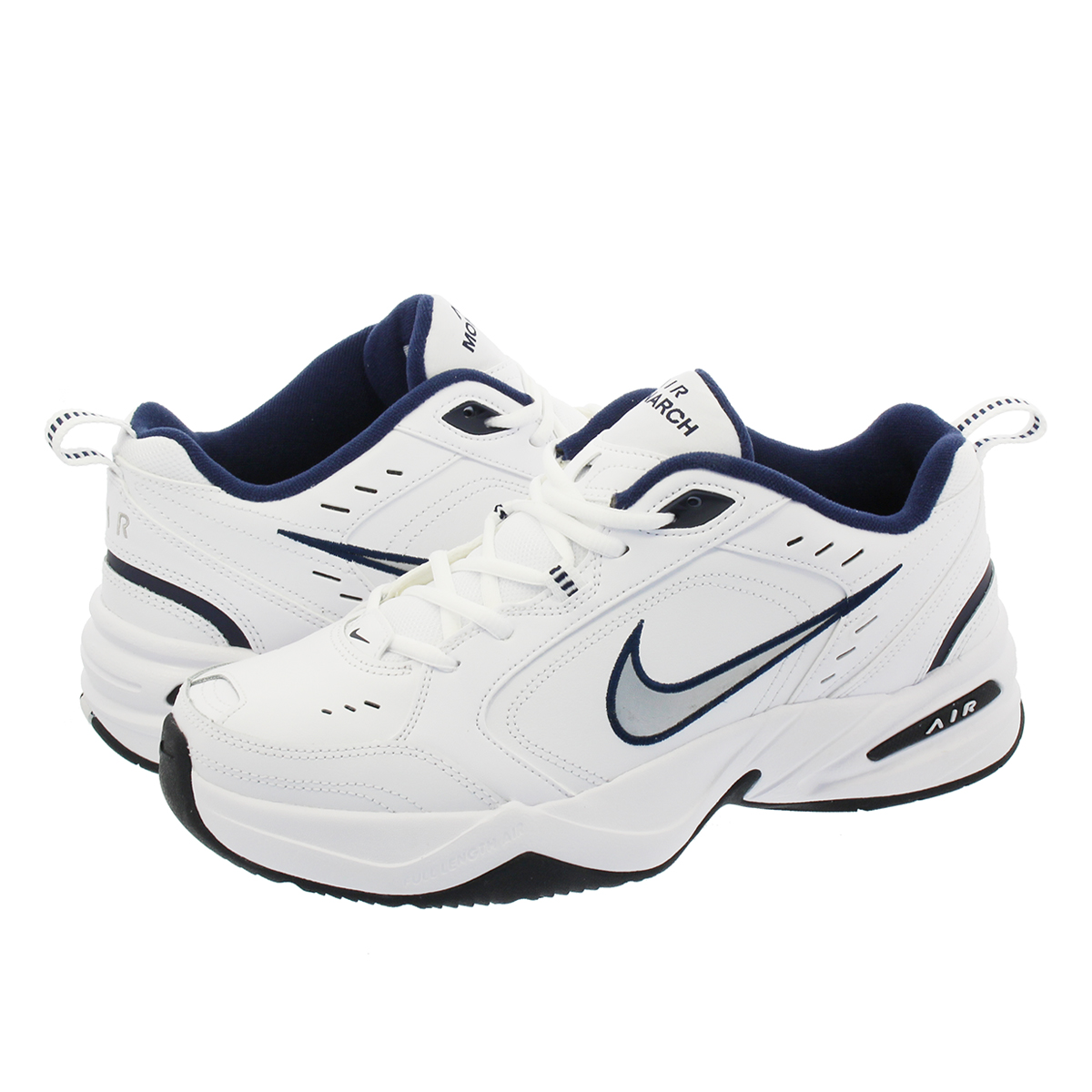 61be24f5d8b7 SELECT SHOP LOWTEX  NIKE AIR MONARCH IV ナイキエアモナーク 4 WHITE ...