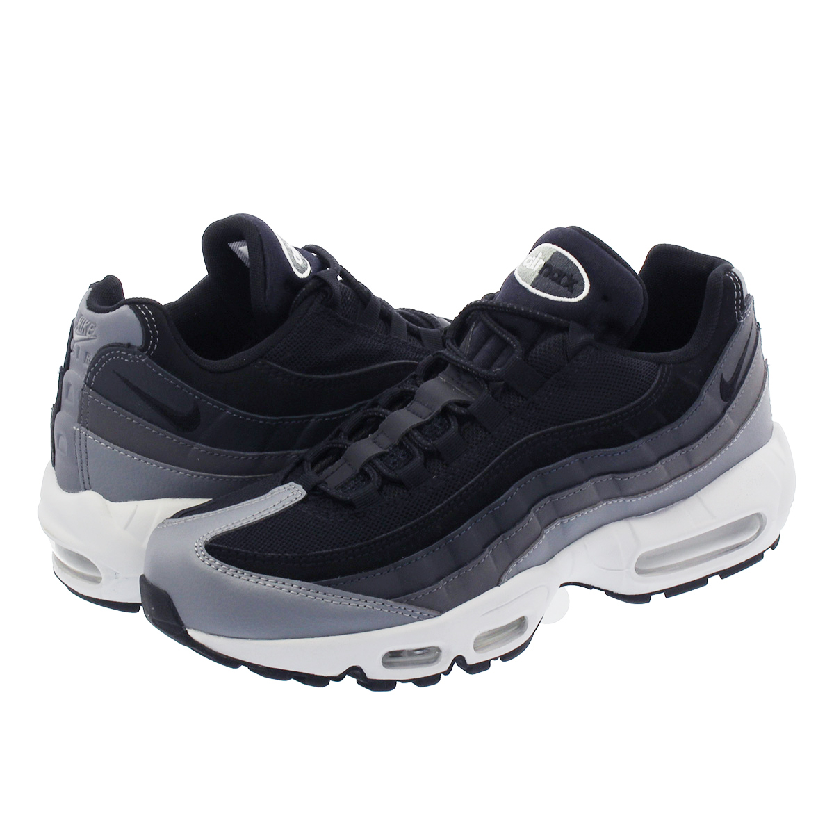 aaecf41c8e1 SELECT SHOP LOWTEX  NIKE AIR MAX 95 ESSENTIAL Kie Ney AMAX 95 essential  BLACK ANTHRACITE DARK GREY
