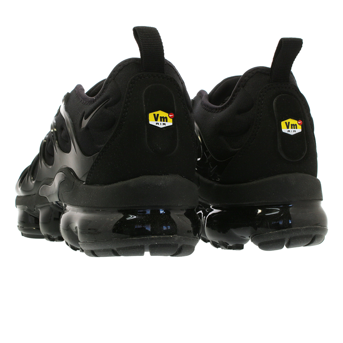 save off 95293 2a7d8 NIKE AIR VAPORMAX PLUS Nike vapor max plus BLACK/BLACK/DARK GREY