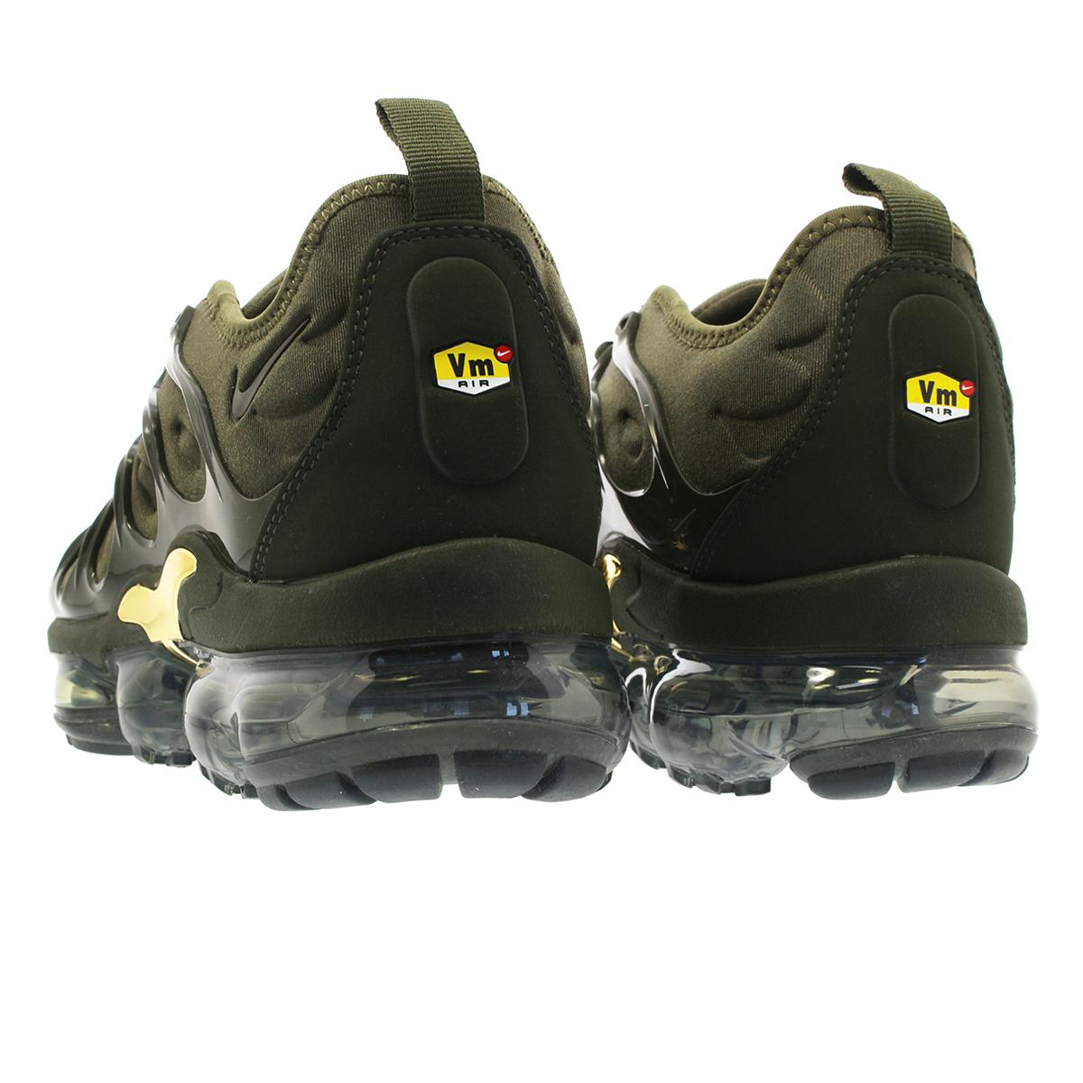 NIKE AIR VAPORMAX PLUS Nike vapor max plus CARGO KHAKI/SEQUOIA/CLAY GREEN
