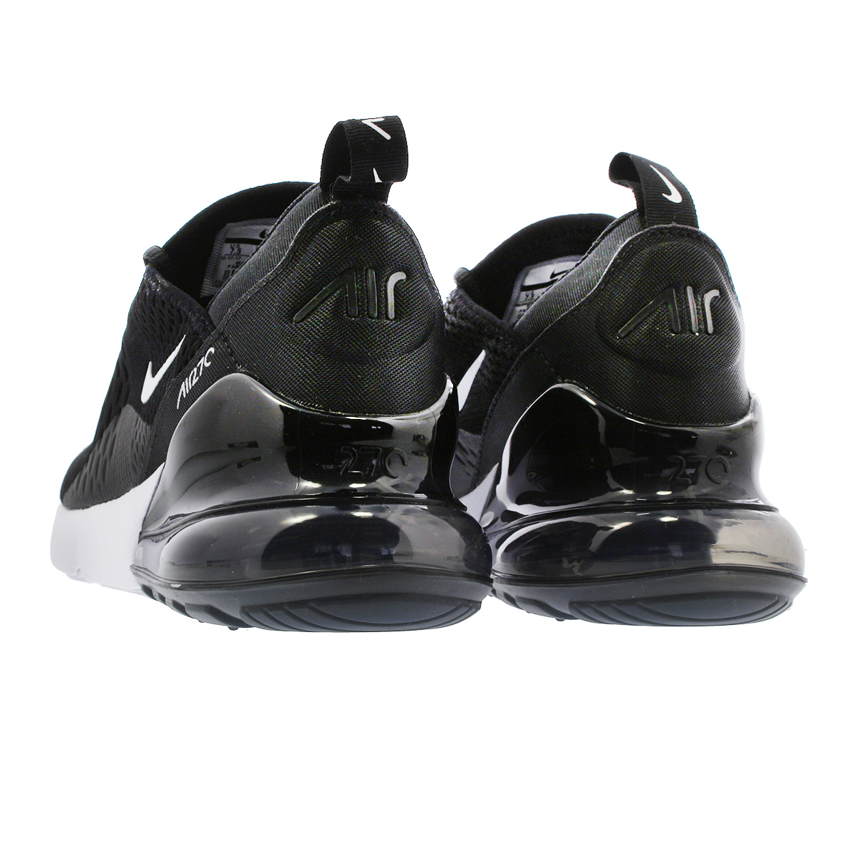 buy popular c13fe 4db78 NIKE WMNS AIR MAX 270 Nike women Air Max 270 BLACK ANTHRACITE WHITE ah6789- 001-l