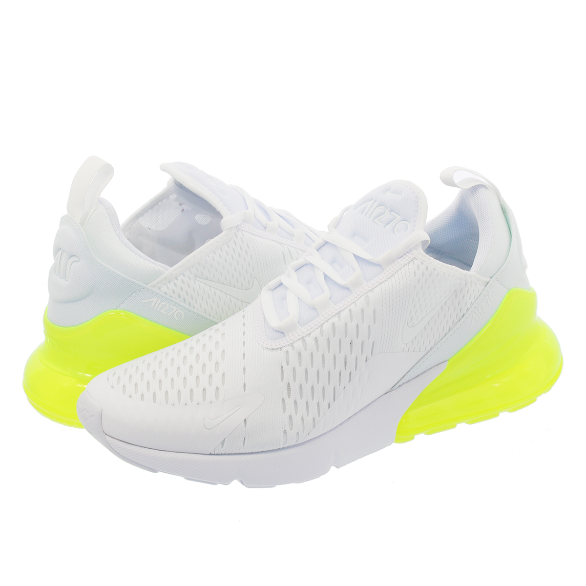 the best attitude c1252 7bfc7 NIKE AIR MAX 270耐吉空氣最大270 WHITE VOLT ...