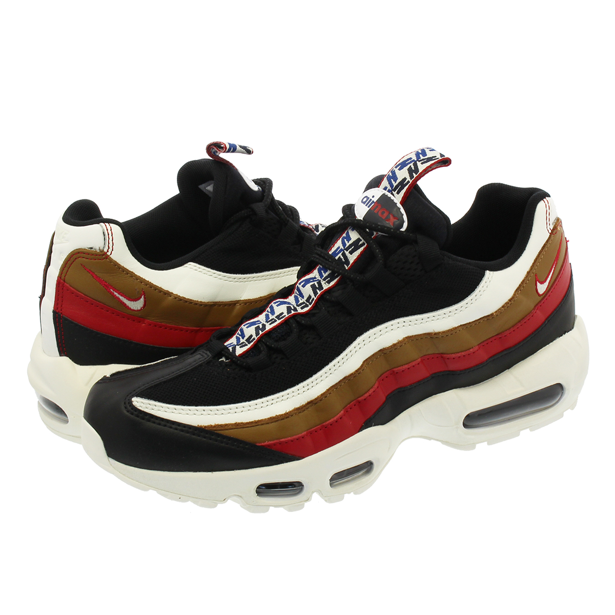 Nike NIKE Air Max 95 essential sneakers men AIR MAX 95 ESSENTIAL 7,497,664 034 black black [197]
