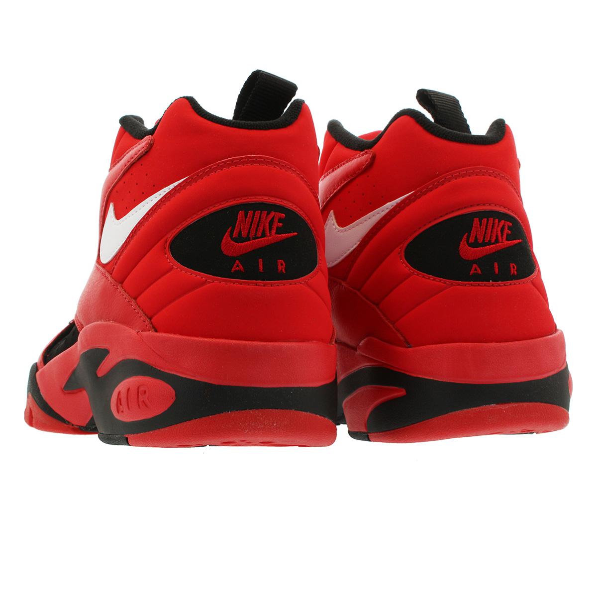 NIKE AIR MAESTRO II QS Nike air maestro 2 QS UNIVERSITY RED WHITE BLACK f06382fbf