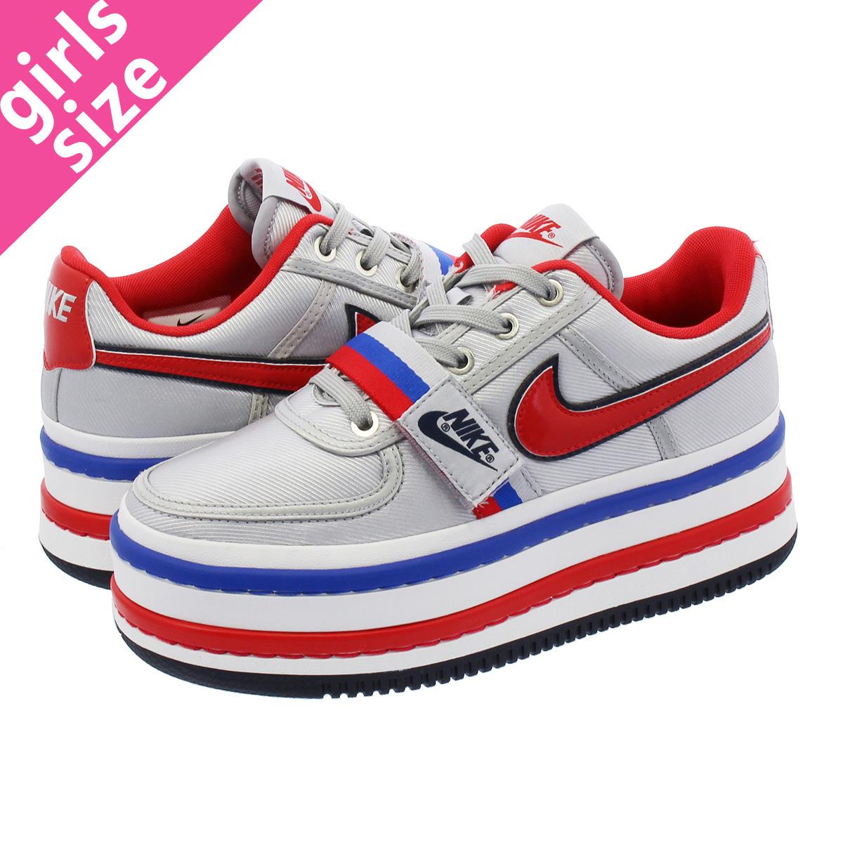 new styles f234a daaf3 NIKE WMNS VANDAL 2K Nike women Vandal 2K METALLIC SILVER UNIVERSITY RED  ao2868-001-l