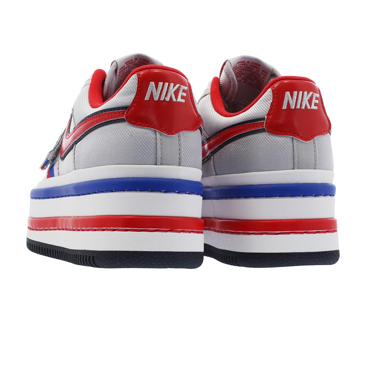 quality design 42be7 4ee9d NIKE WMNS VANDAL 2K Nike women Vandal 2K METALLIC SILVERUNIVERSITY RED