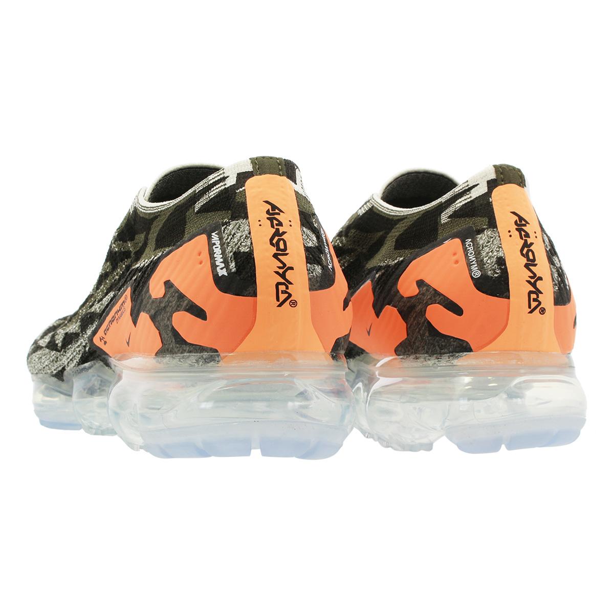 c6c03a013ad0 NIKE X ACRONYM AIR VAPORMAX MOC 2 Nike X アクロニウムエアヴェイパーマックスモック 2 SAIL CARGO  KHAKI DARK STUCCO aq0996-102-l