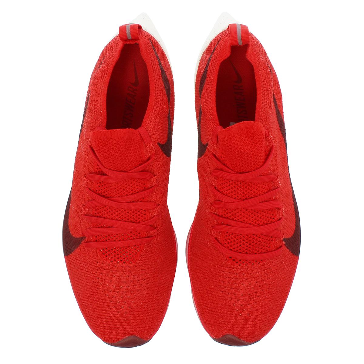 NIKE VAPOR STREET FLYKNIT Nike vapor street fried food knit UNIVERSITY RED DARK  TEAM RED SAIL BLACK 1c264b356