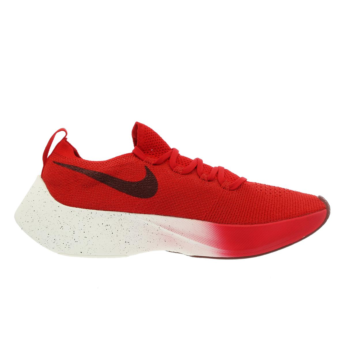 8b7489f969dd NIKE VAPOR STREET FLYKNIT Nike vapor street fried food knit UNIVERSITY RED DARK  TEAM RED SAIL BLACK