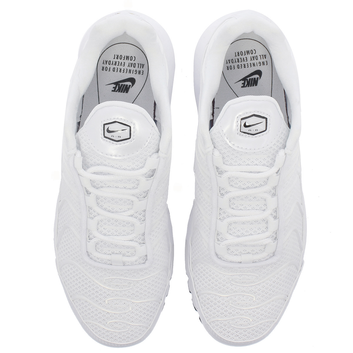 super popular f964b 6e0c2 ... wholesale nike wmns plus premium nike women air max plus premium white  white white black 848891