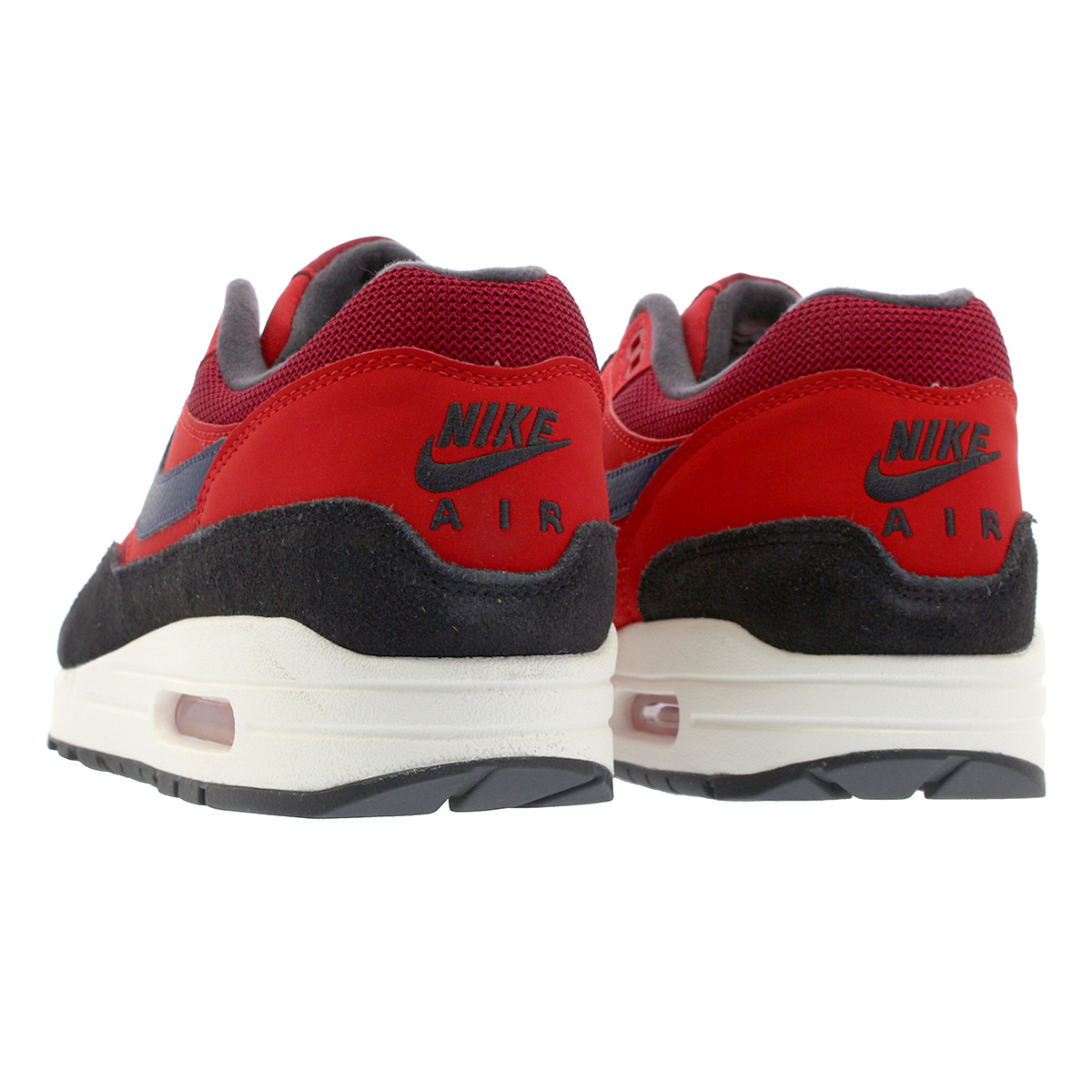 new arrival 843d0 8e634 NIKE AIR MAX 1 Kie Ney AMAX 1 RED CRUSH GREY NAVY ah8145-600