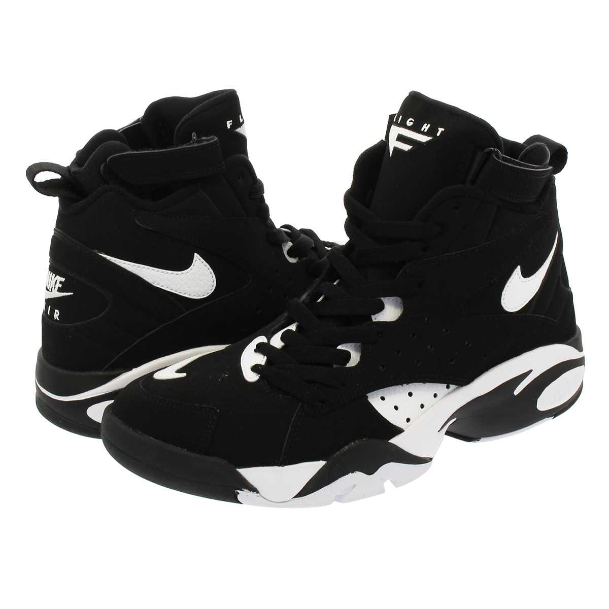 new product 8817a 7704d NIKE AIR MAESTRO II LTD Nike air maestro 2 LTD BLACKWHITE ah8511-001