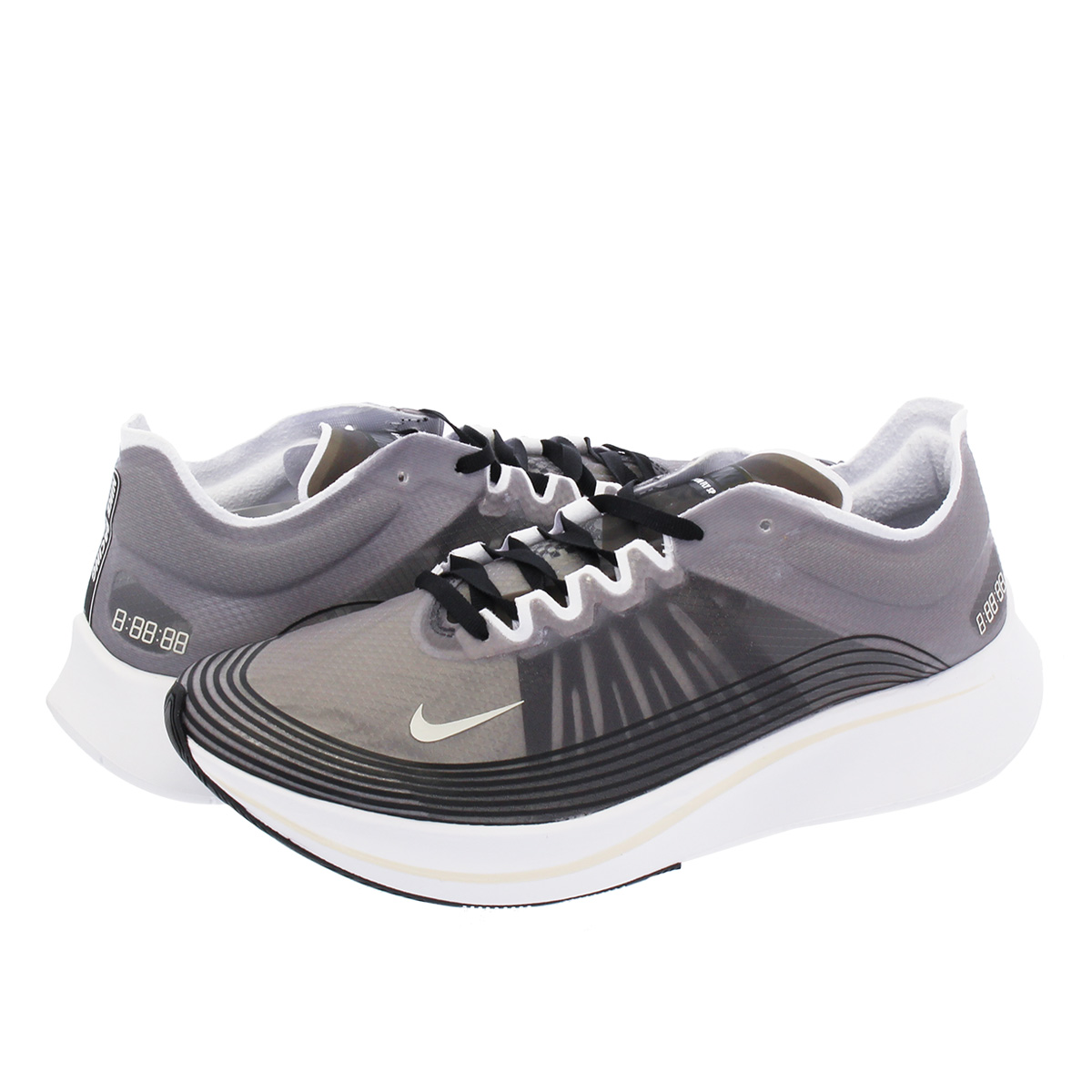 NIKE ZOOM FLY SP ナイキ ズーム フライ SP BLACK/LIGHT BONE/WHITE aj9282-001