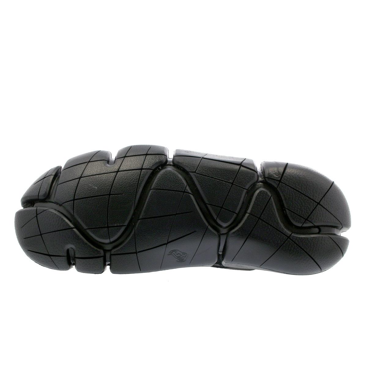 aa83b1c8fecc NIKE FOOTSCAPE FLYKNIT DM Nike feet cape fried food knit DM BLACK BLACK  ao2611-003