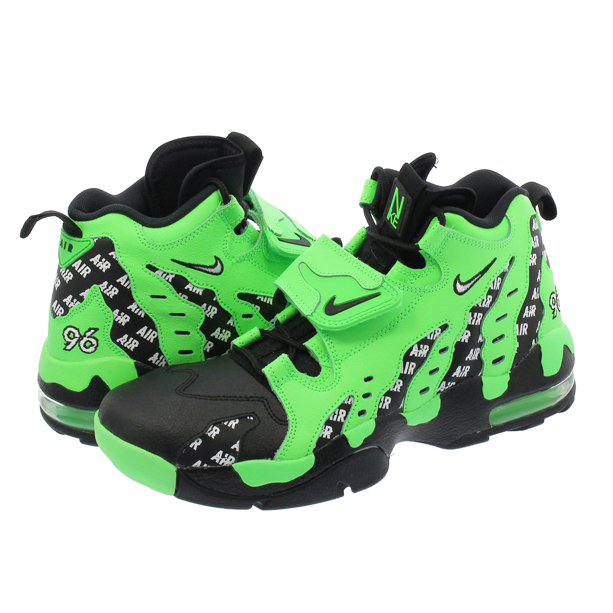 NIKE AIR DT MAX 96 SOA 【DEION SANDERS】 ナイキ エア DT マックス 96 RAGE GREEN/BLACK/WHITE aq5100-300