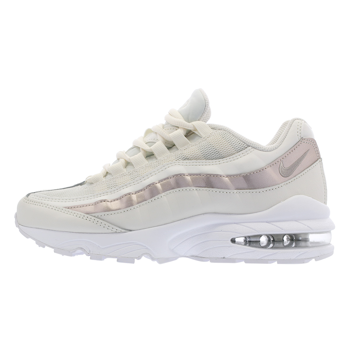 39292b3320 Select Lowtex Nike Air Max 95 Gs Kie Ney Amax Bone Rose