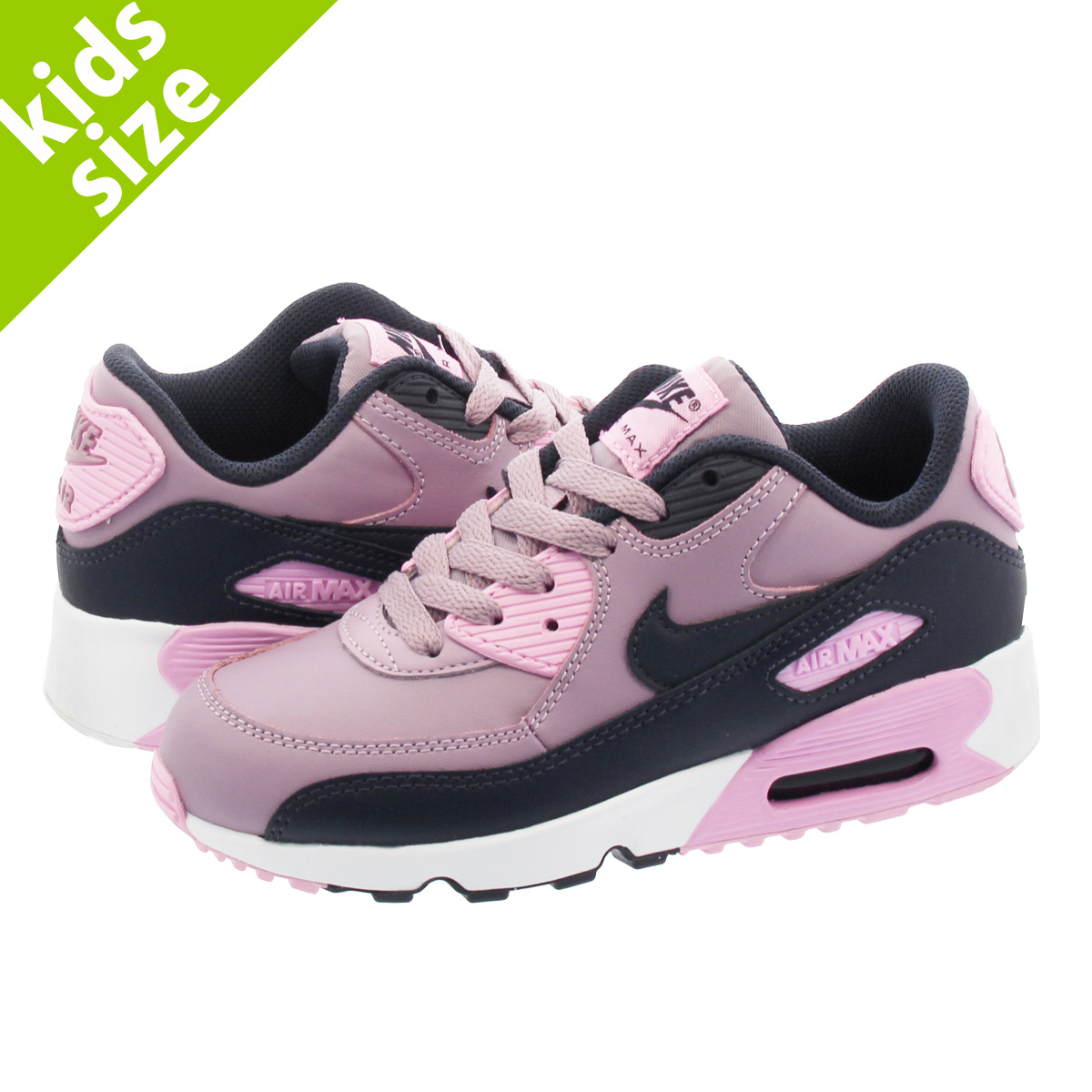 new style fa8f1 714c3 ... reduced nike air max 90 ltr ps kie ney amax 90 leather ps elemental  rose gridiron