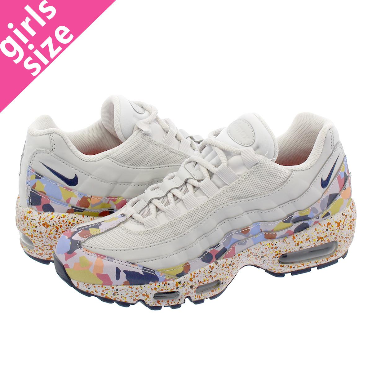 uk availability 18b14 e47f5 NIKE WMNS AIR MAX 95 SE Nike women Air Max 95 premium SE VAST GREY  ...