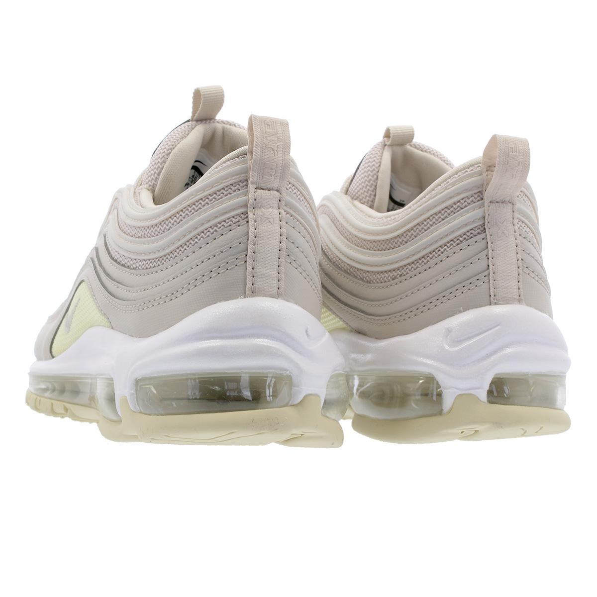 4e67405a01fee6 NIKE WMNS AIR MAX 97 Nike women Air Max 97 DESERT SAND BEACH WHITE  921