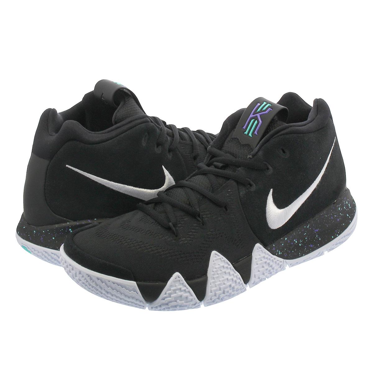 961555034a3 SELECT SHOP LOWTEX  NIKE KYRIE 4 Nike chi Lee 4 BLACK WHITE 943