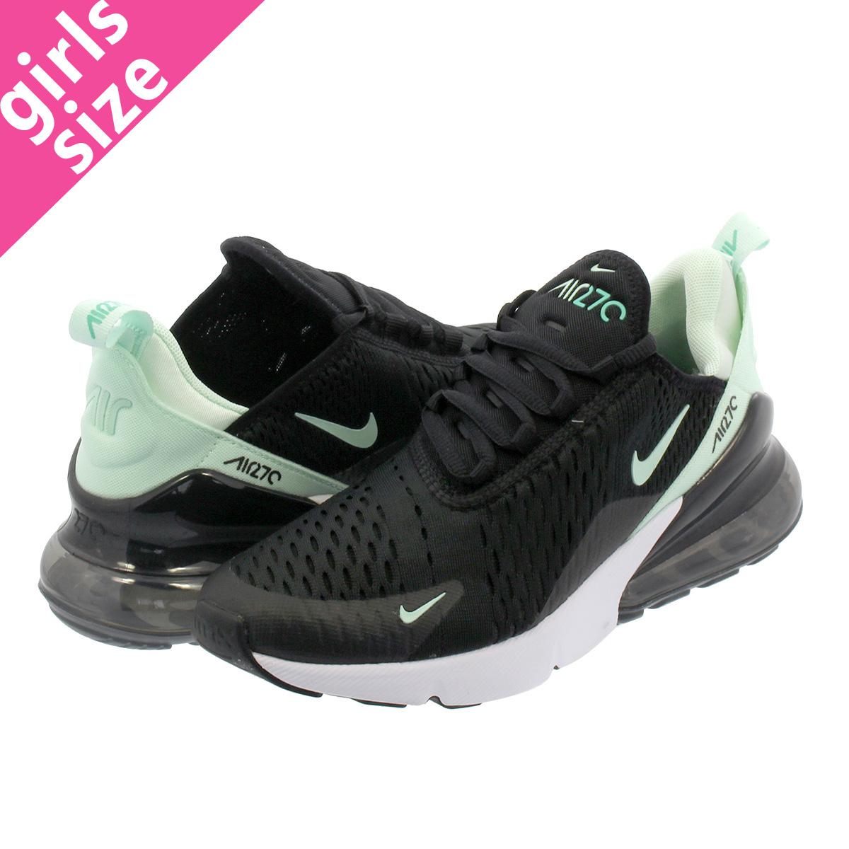 size 40 b7b35 944db NIKE WMNS AIR MAX 270 Nike women Air Max 270 BLACK/IGLOO/HYPER TURQ/WHITE  ah6789-008