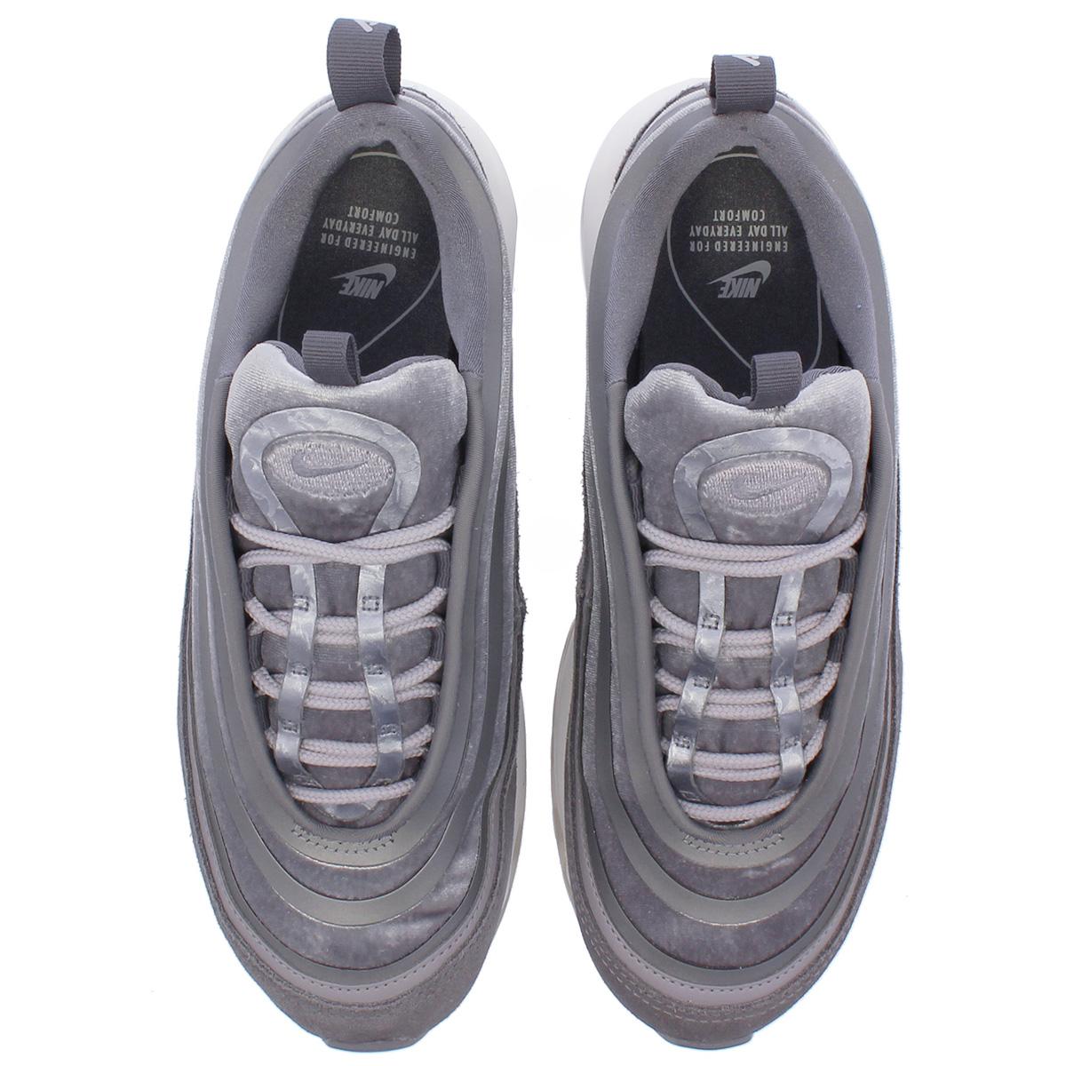 da5acfbbfda NIKE WMNS AIR MAX 97 UL  17 LX Nike women Air Max ultra  17 LX GUNSMOKE WHITE  ah6805-001