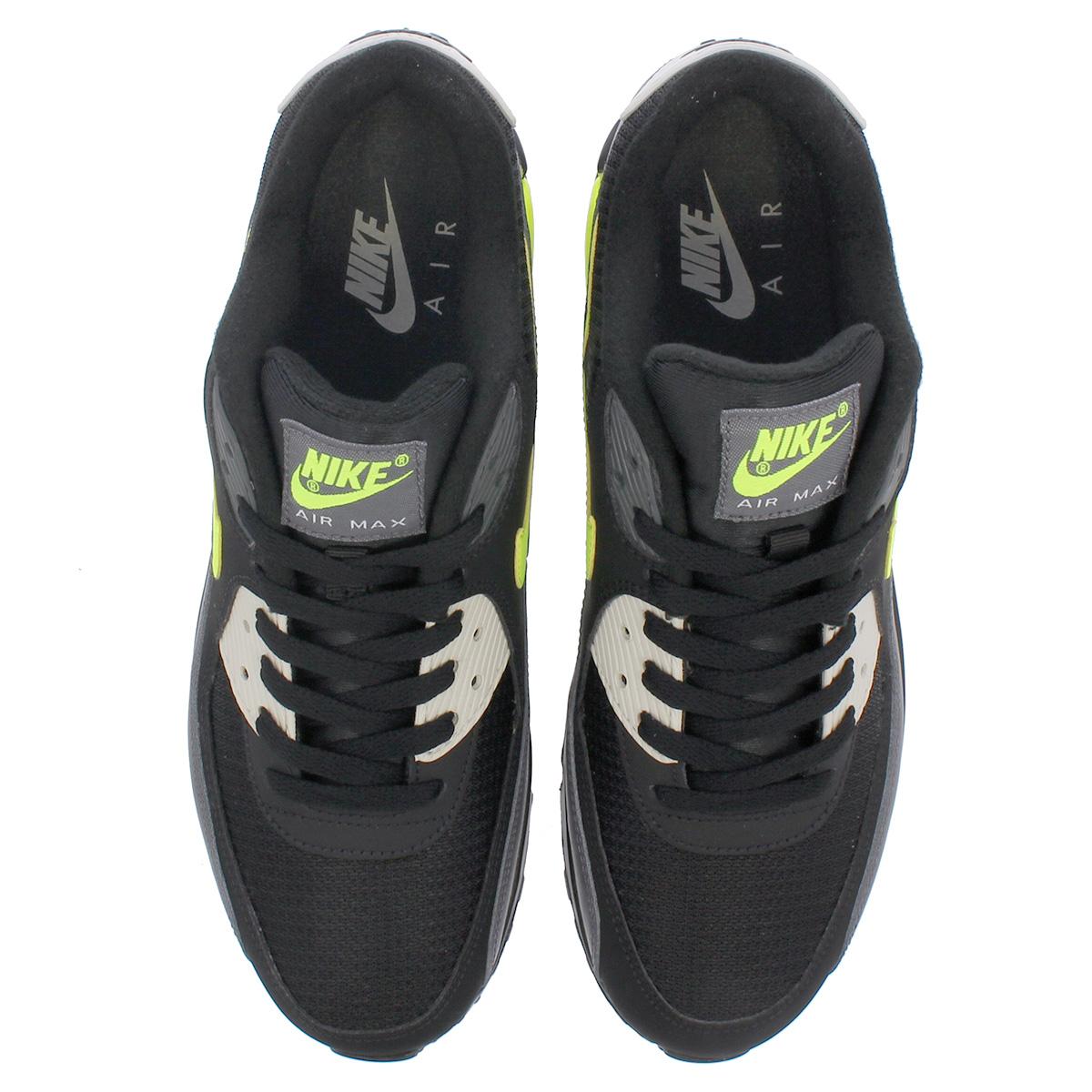 Shoes NIKE Air Max 90 Essential AJ1285 015 Dark GreyVolt