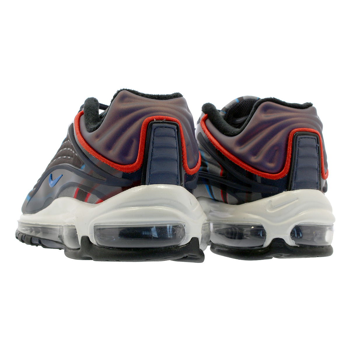 best cheap 62c1b 70915 NIKE AIR MAX DELUXE Kie Ney AMAX deluxe THUNDER BLUE PHOTO BLUE WOLF GREY  BLACK aj7831-402