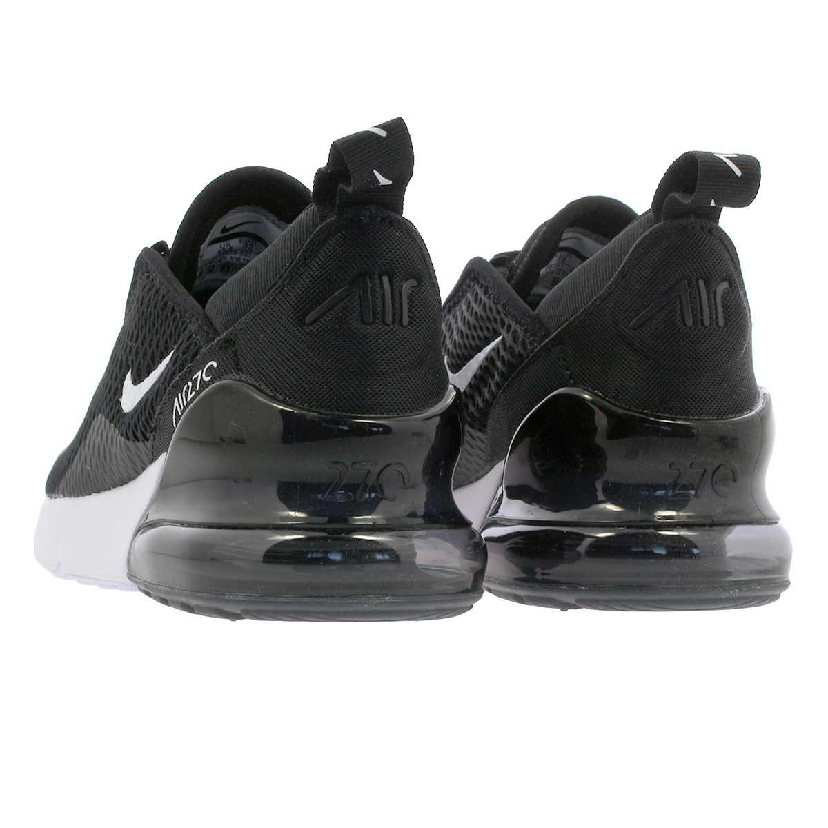 timeless design dd7d5 7aa11 NIKE AIR MAX 270 PS Kie Ney AMAX 270 PS BLACK ANTHRACITE WHITE ao2372-001