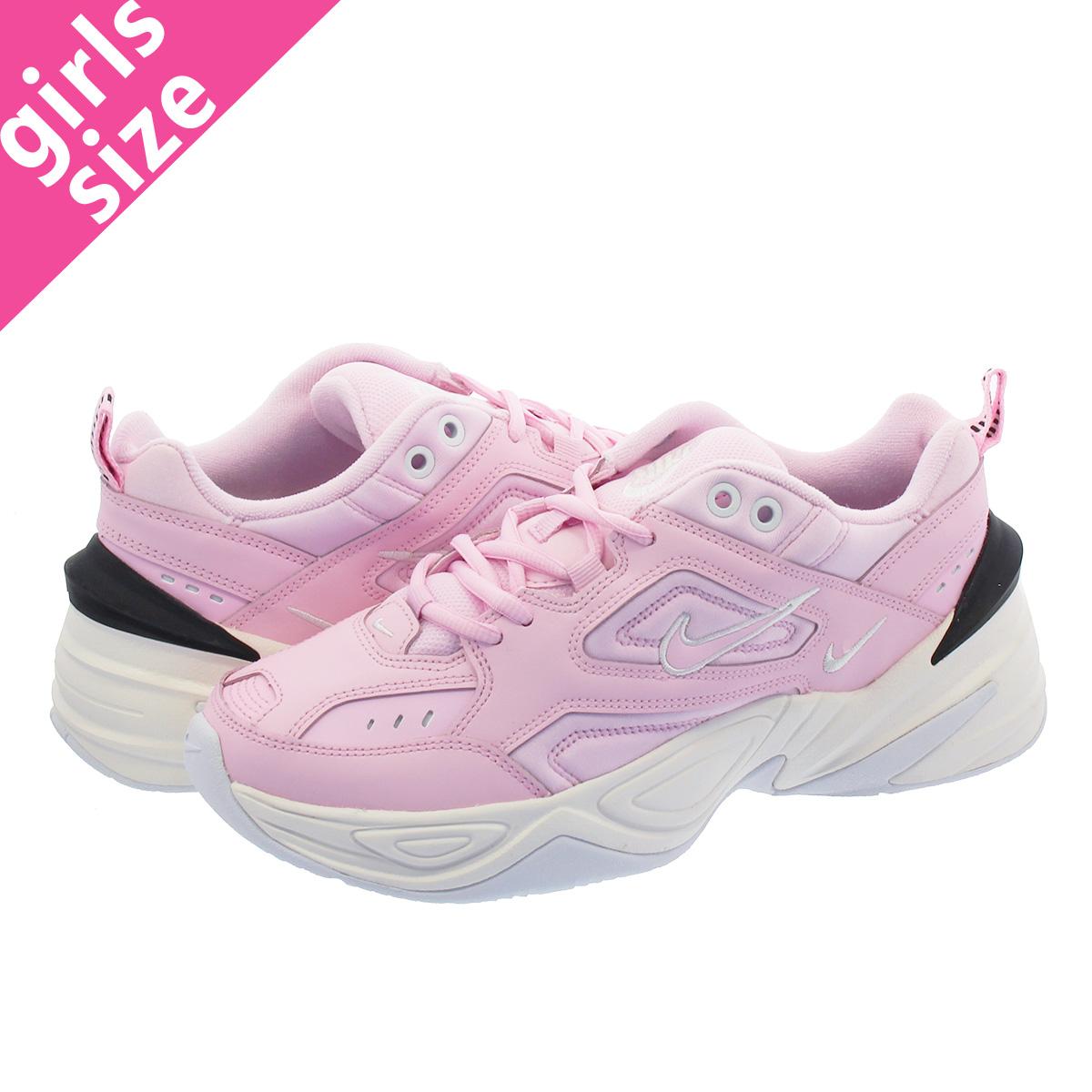 NIKE WMNS M2K TEKNO Nike women M2K techno PINK FOAM BLACK PHANTOM WHITE  ao3108-600 b5bb44a73