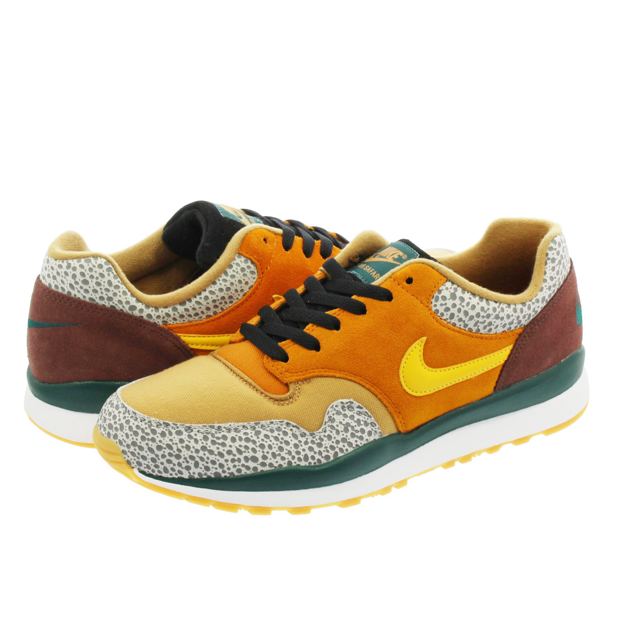 NIKE AIR SAFARI SE Nike air safari SE MONARCH FLAX MAHOGANY MINK YELLOW  OCHRE ao3298-800 57198d70c