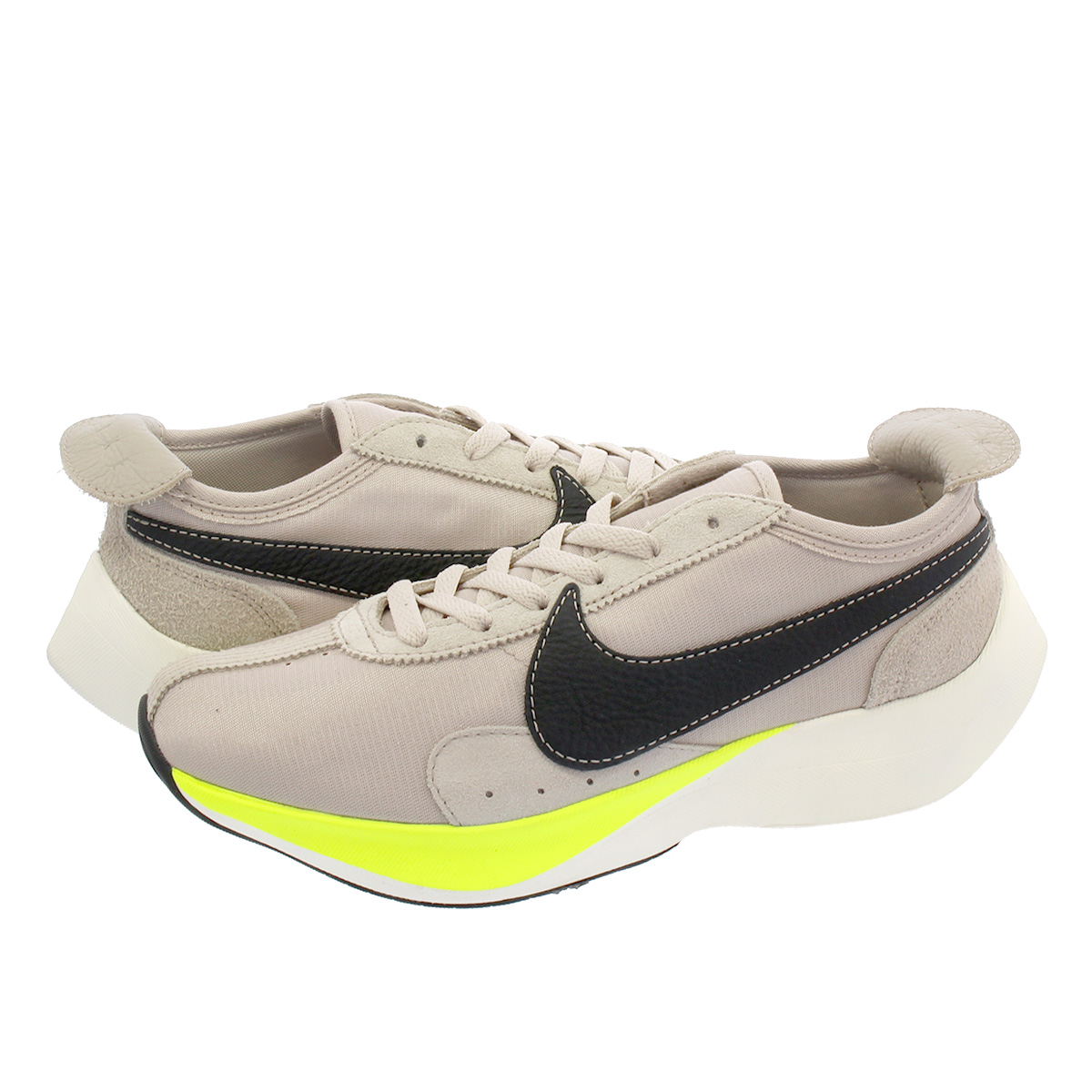 SELECT SHOP LOWTEX | Rakuten Global Market: NIKE MOON RACER Nike moon racer BLACK/SAIL/VOLT aq4121-200