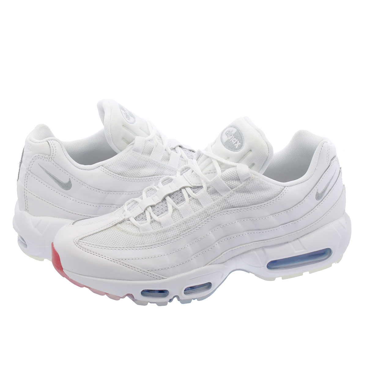 Nike Air Max 95 Nike AQ7981 100 whitephoto blue