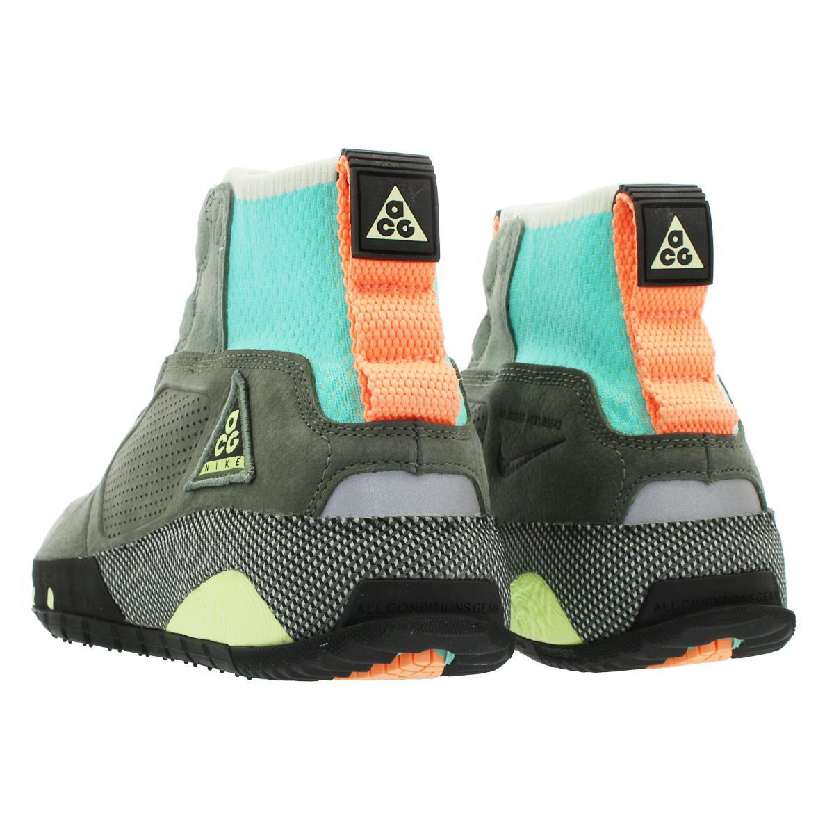2da955d84b63 NIKE ACG RUCKEL RIDGE Nike ACG ラックルリッジ MULTI COLOR CLAY GREEN BLACK BARELY  VOLT aq9333-900