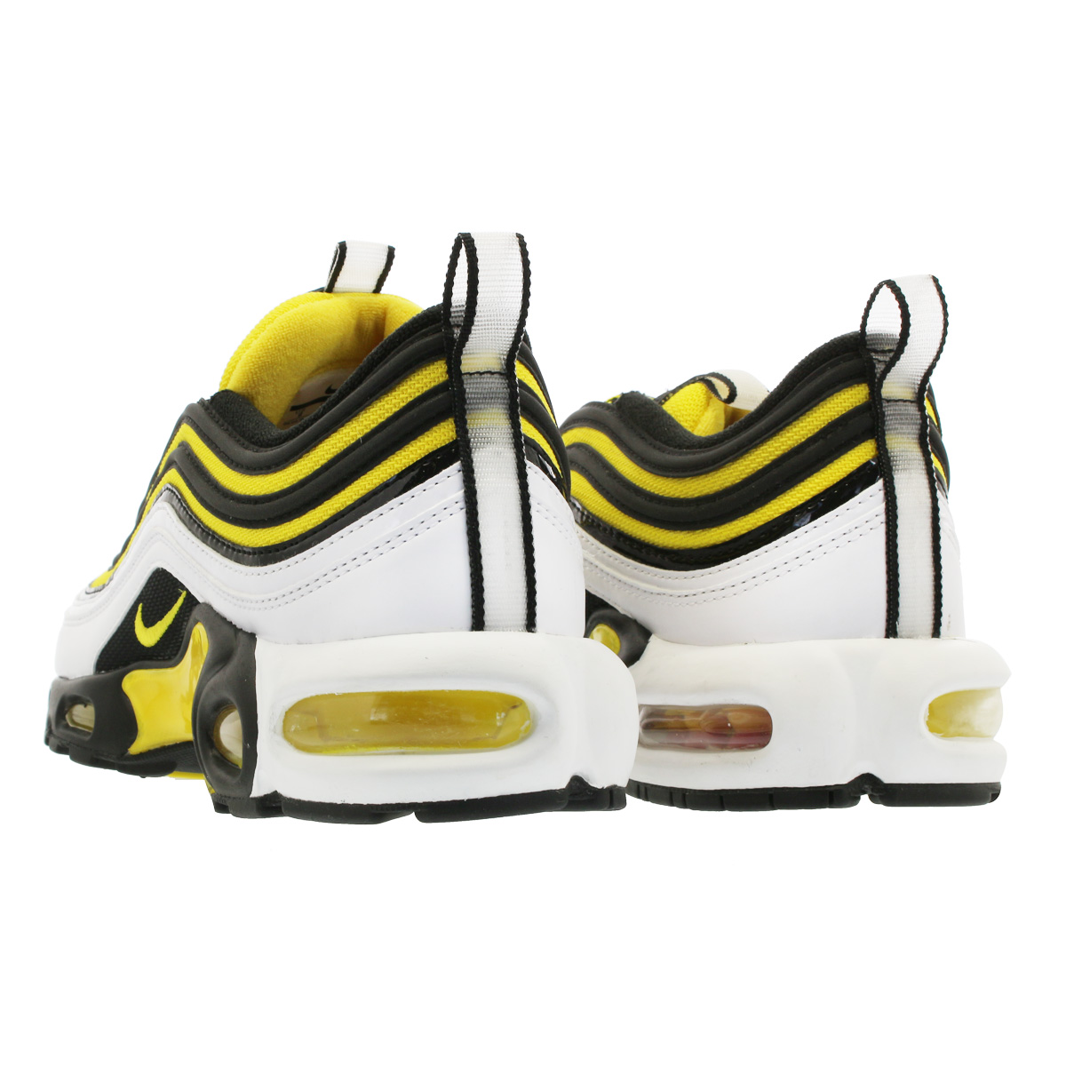 fb78e07502 SELECT SHOP LOWTEX: NIKE AIR MAX PLUS 97 Kie Ney AMAX +97 TOUR WHITE ...