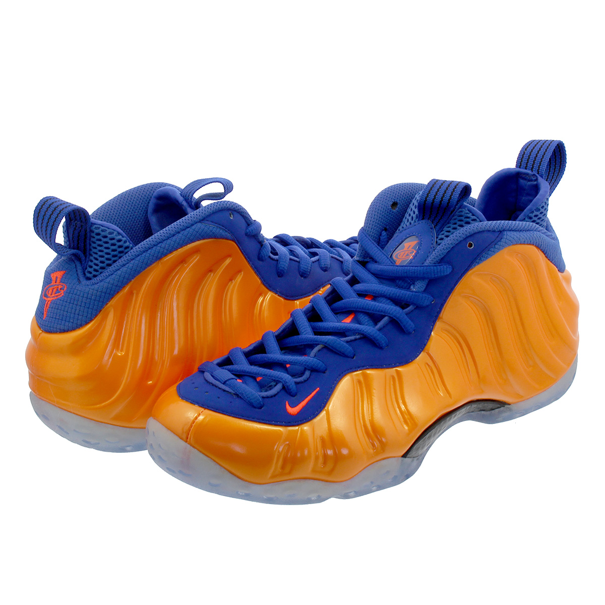 size 40 dcfb3 9869e ... canada nike air foamposite one total crimson game royal black 314996  801 4fb9d 713f5