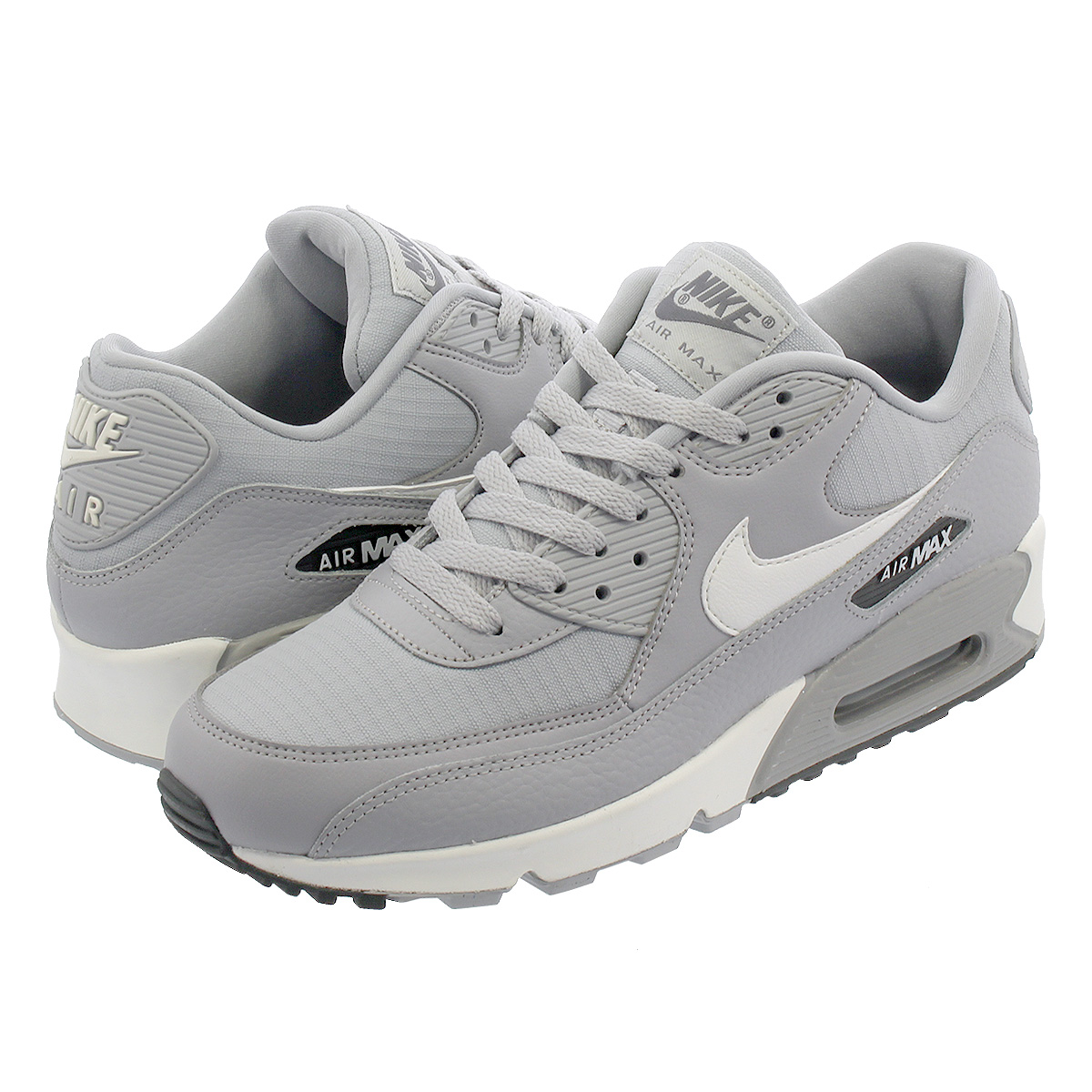 for whole family check out pick up NIKE WMNS AIR MAX 90 Nike women Air Max 90 WOLF GREY/SUMMIT WHITE/DARK GREY  325,213-062