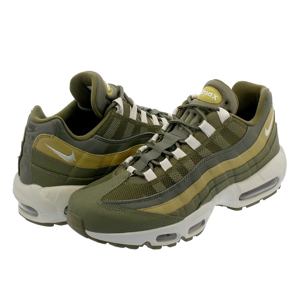 NIKE Kie Ney AMAX 95 essential sneakers men AIR MAX 95 ESSENTIAL 749,766 303 olive
