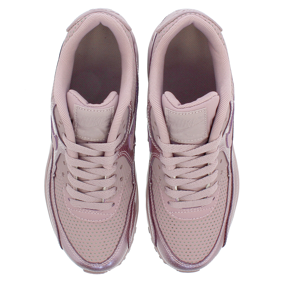 NIKE AIR MAX 90 SE LTR GS ELEMENTAL ROSE Kie Ney AMAX 90 SE leather GS ELEMENTAL ROSE 859,633 600
