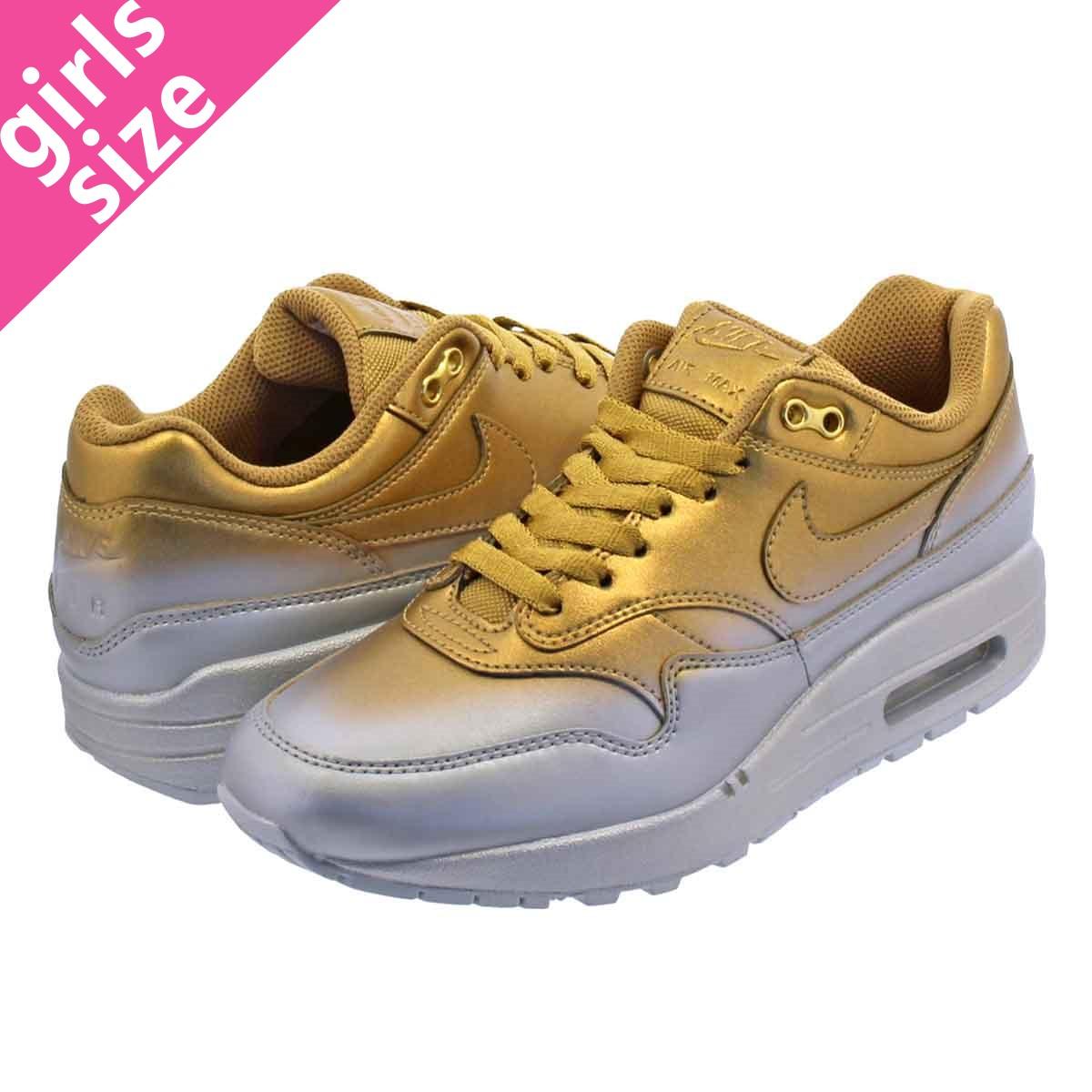 air max 1 gold beige