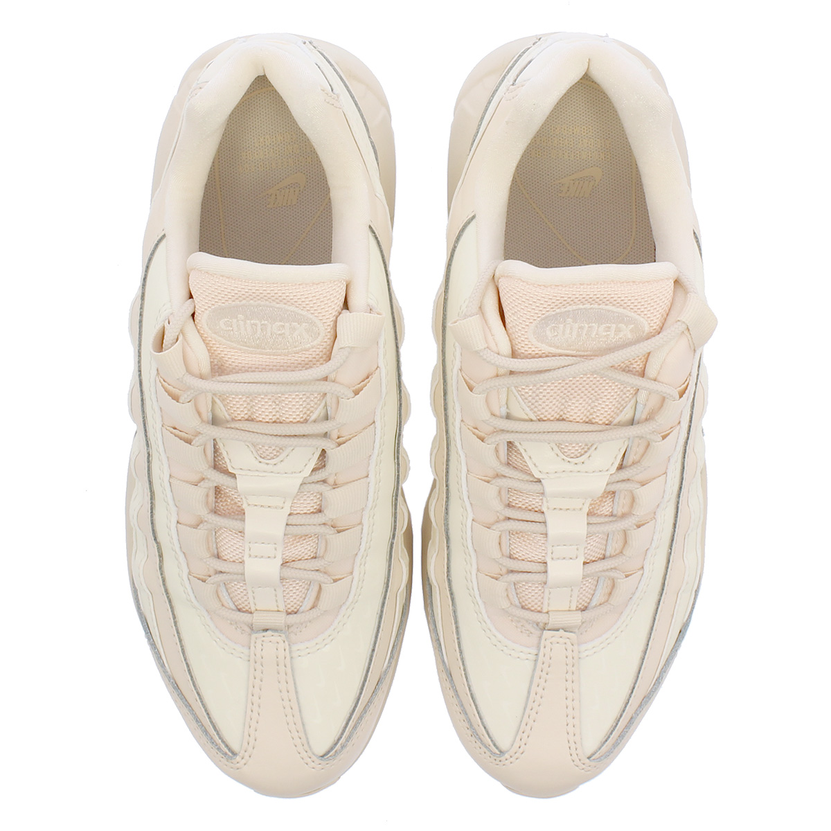 453726cb51 ... NIKE WMNS AIR MAX 95 Nike women Air Max 95 LX GUAVA ICE/GUAVA ICE ...