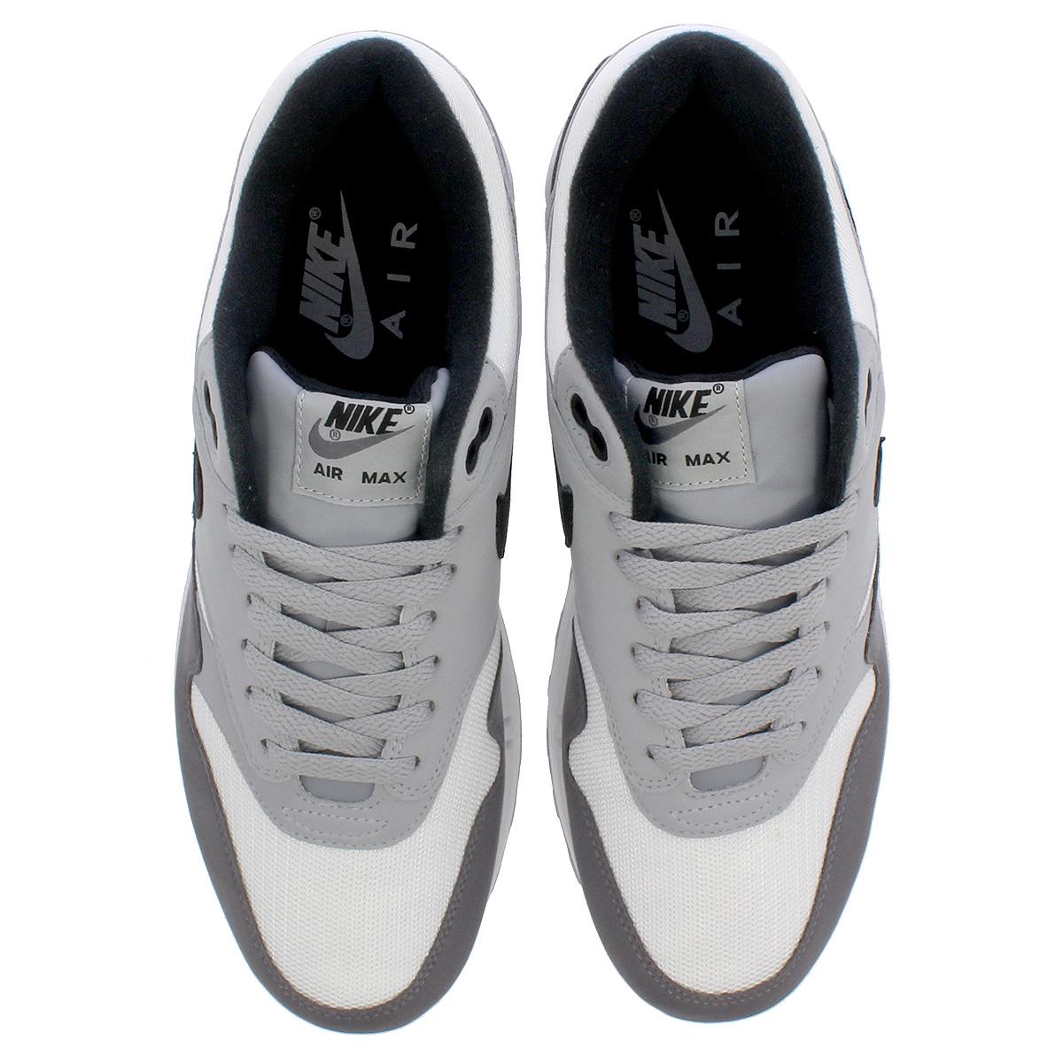 Nike Air Max 1 WhiteBlack Wolf Grey AH8145 101