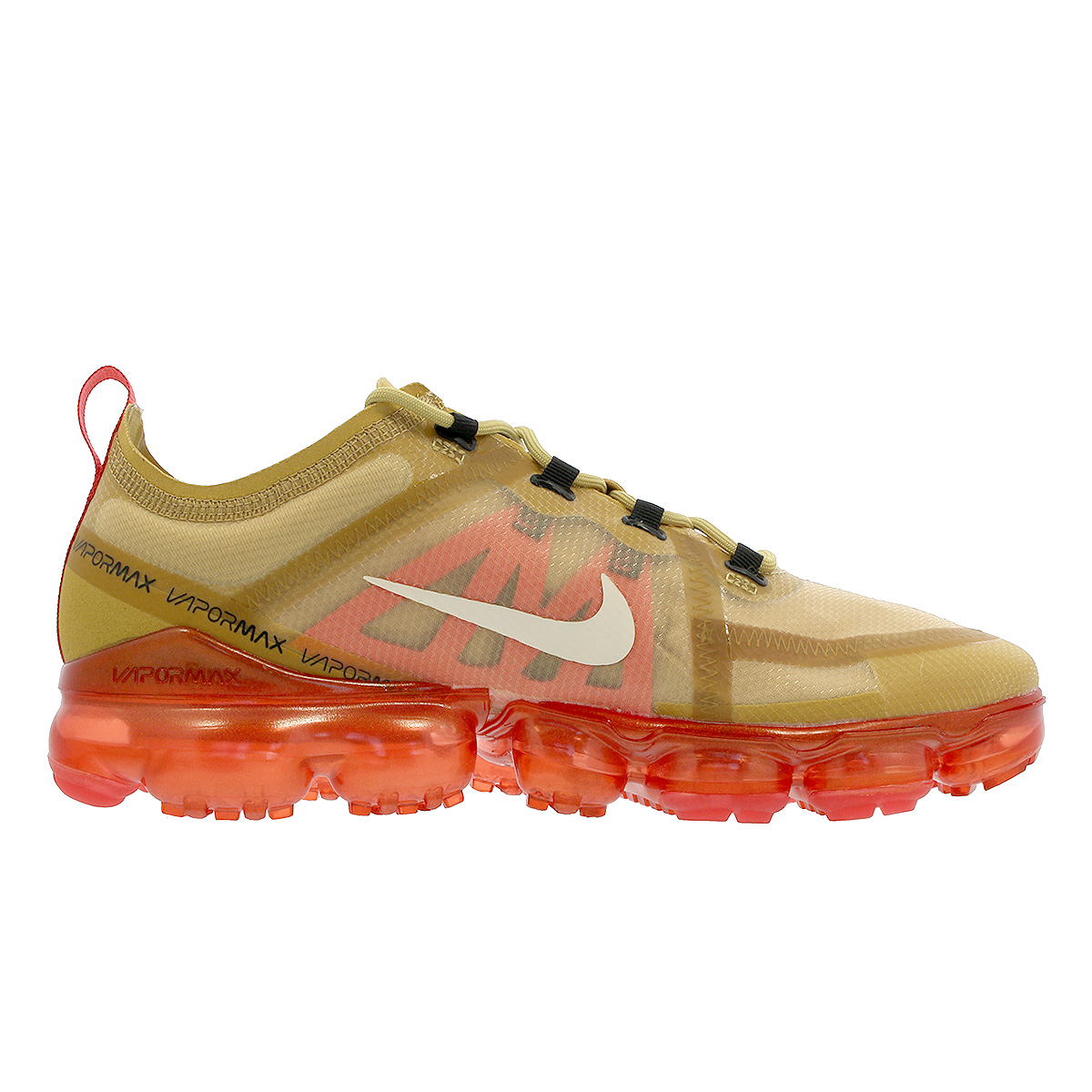 72d04fe23f ... NIKE AIR VAPORMAX 2019 Nike air vapor max 2019 CLUB GOLD/LIGHT CREAM ...