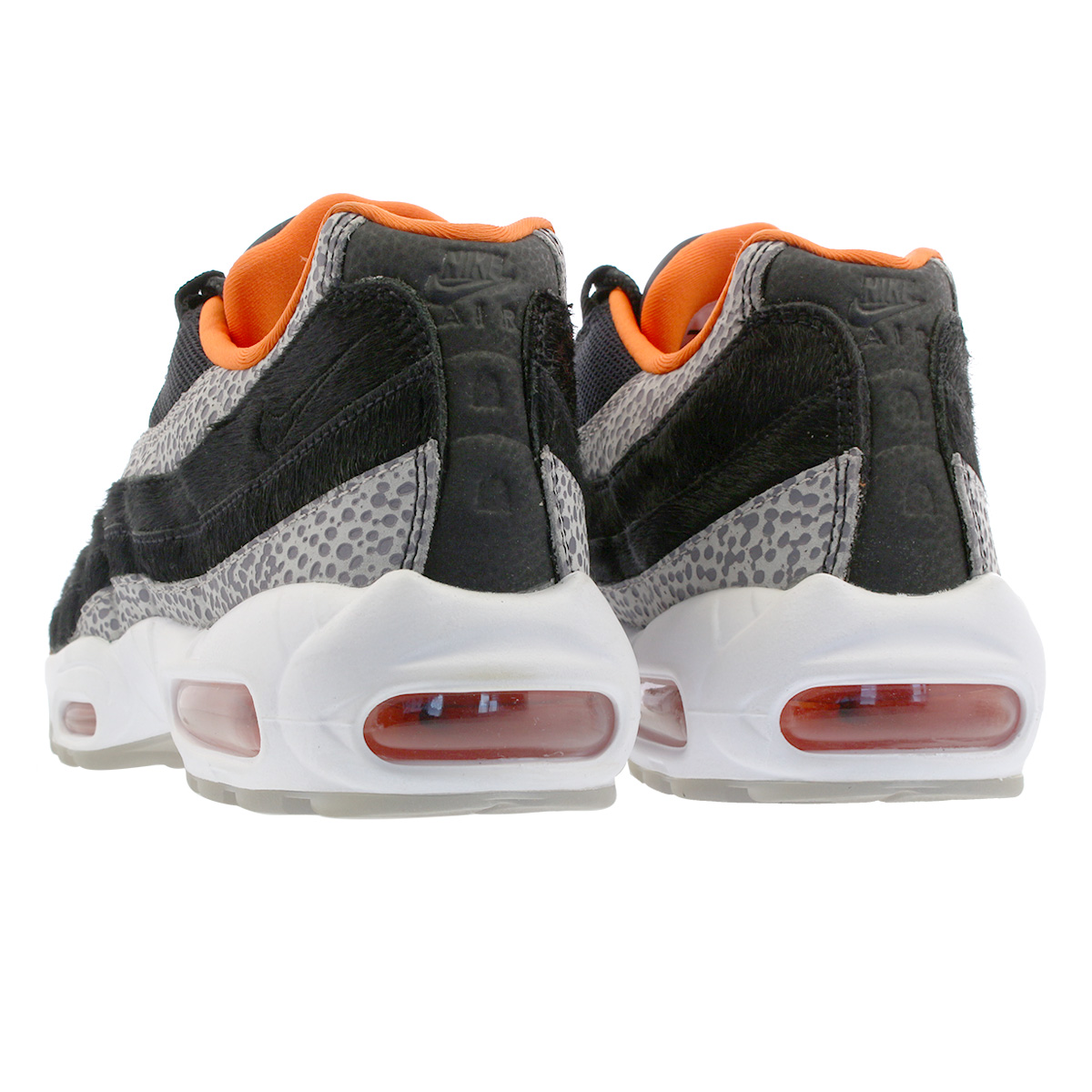 af9a230e95 ... NIKE AIR MAX 95 Kie Ney AMAX 95 CHAMPAGNE/SAFETY ORANGE/SPORT ROYAL  av7014 ...