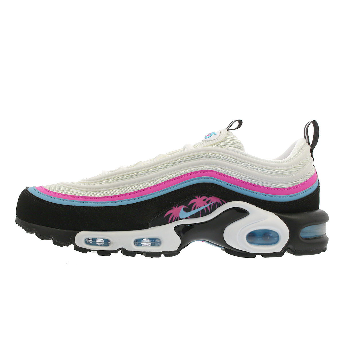 5194157730 SELECT SHOP LOWTEX: NIKE AIR MAX PLUS 97 Kie Ney AMAX +97 WHITE/BLUE ...